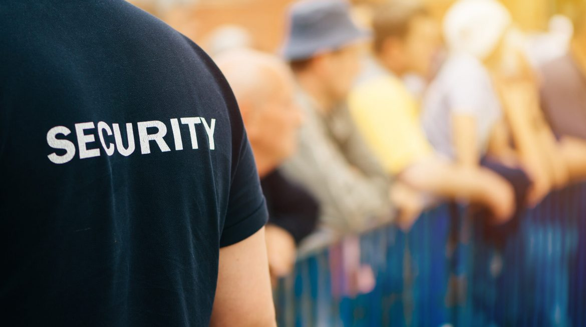 Security Guard / Event Security